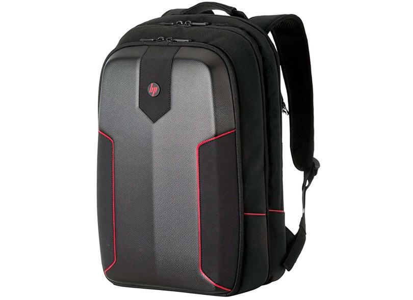 Mochila Gamer HP com Compartimento para Notebook 3EJ61LA