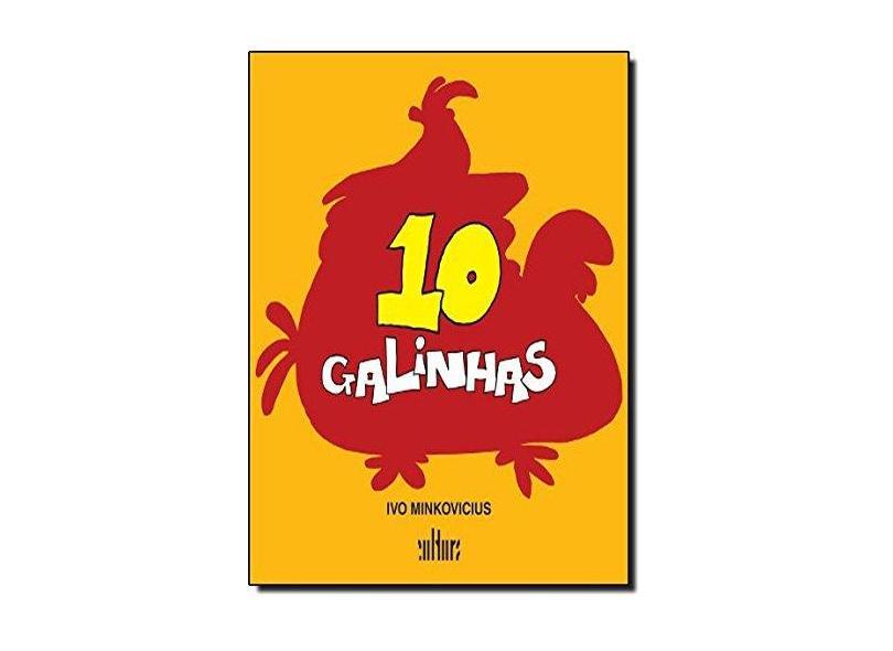 Galinhas - Capa Comum - 9788529301495