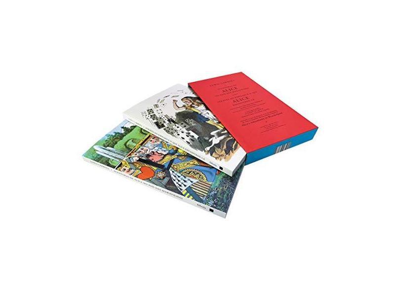 Alice - Col. Fábula - Edição Comemorativa 150 Anos - Carroll, Lewis; - 9788573265941
