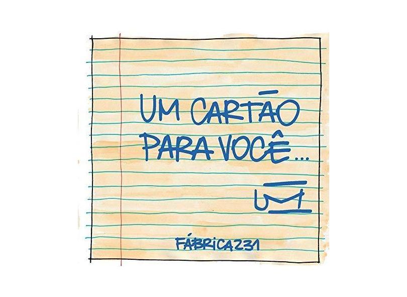 Um Cartão para Você... - Pedro - 9788595170537