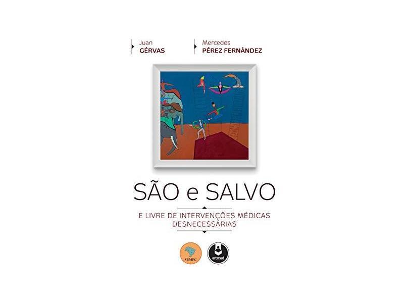 São e Salvo - Juan Gérvas - 9788582713242