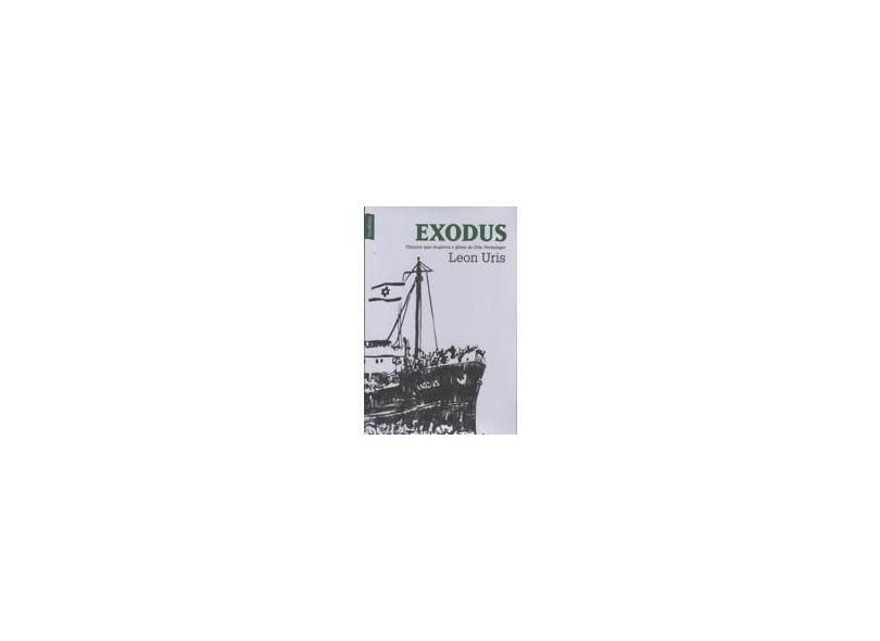 Exodus - Ed. De Bolso - Uris, Leon - 9788577990290