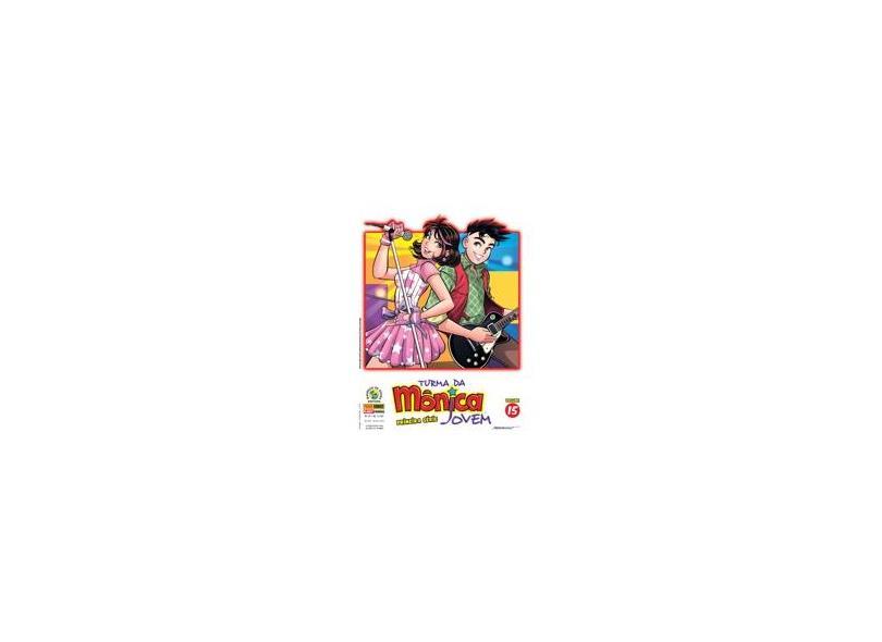 Turma da Mônica Jovem - Volume 15 - Mauricio De Sousa - 9788542609301