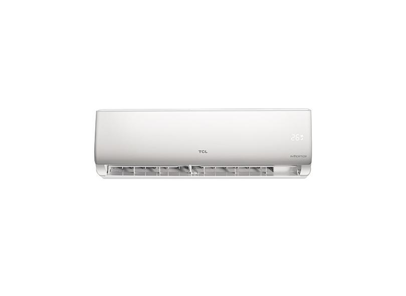 Ar Condicionado Split Hi Wall TCL Elite Series 24000 BTUs Inverter Controle Remoto Quente/Frio