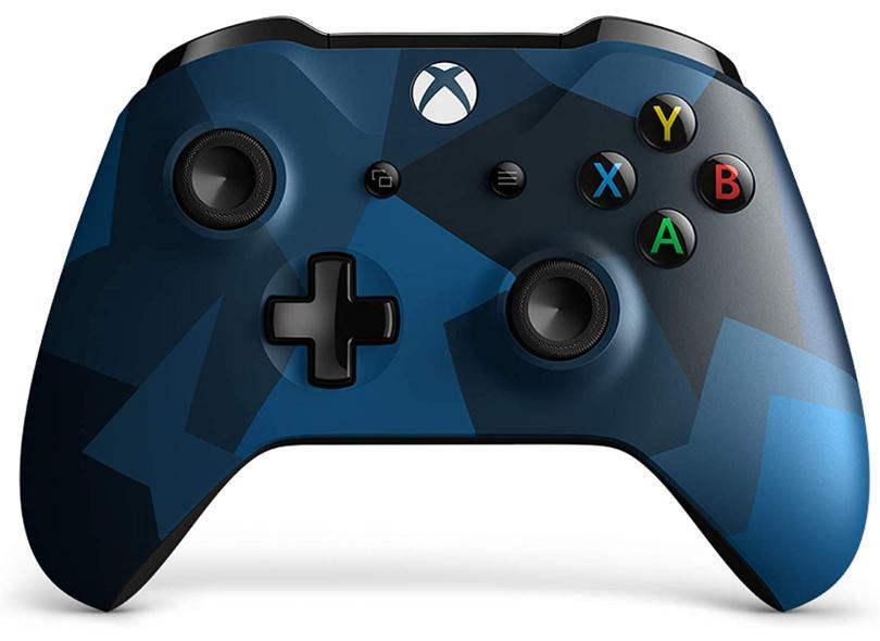 Controle Xbox One Xbox Series PC sem Fio Midnight Forces 2 - Microsoft