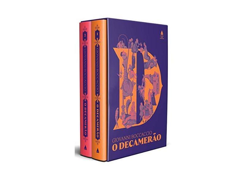 O Decamerão - Box - Boccaccio,giovanni - 9788520942147
