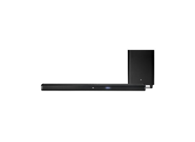 Home Theater Soundbar JBL 178 W 3.1 Canais Bar 3.1