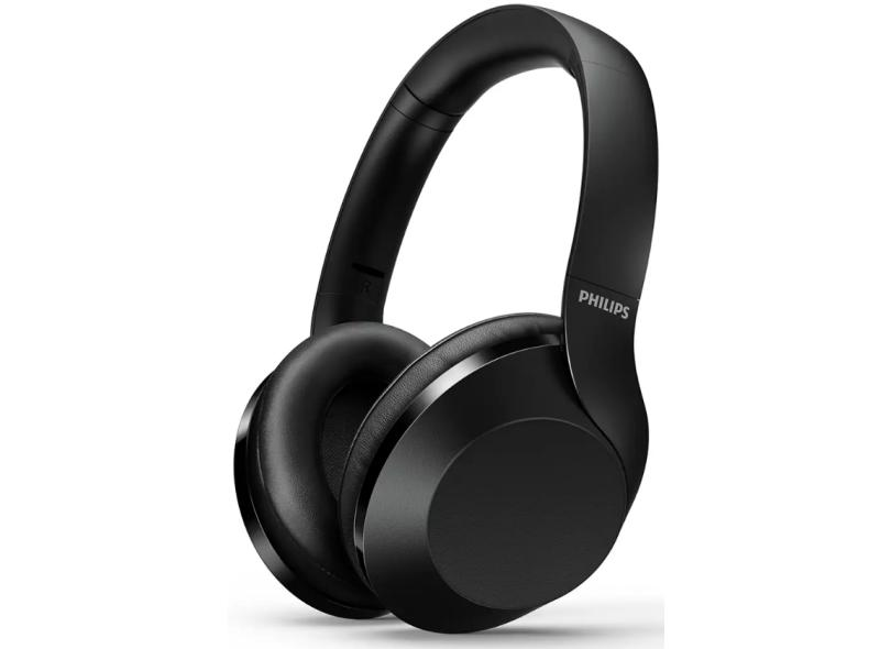 Headphone Wireless com Microfone Philips TAPH802BK