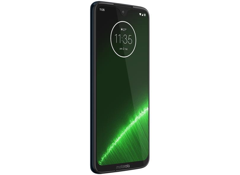 Smartphone Motorola Moto G G7 Plus XT1965-2 64GB Qualcommm Snapdragon 636 16,0 MP Android 9.0 (Pie) 3G 4G Wi-Fi