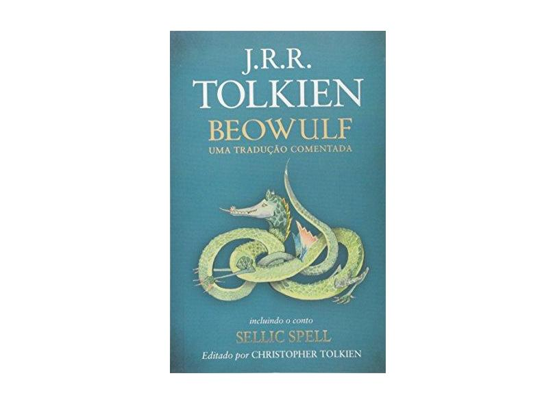 Beowulf - J.R.R. Tolkien - 9788546900077