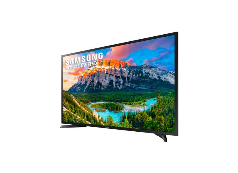"Smart TV TV LED 43 "" Samsung Full UN43J5290 2 HDMI"