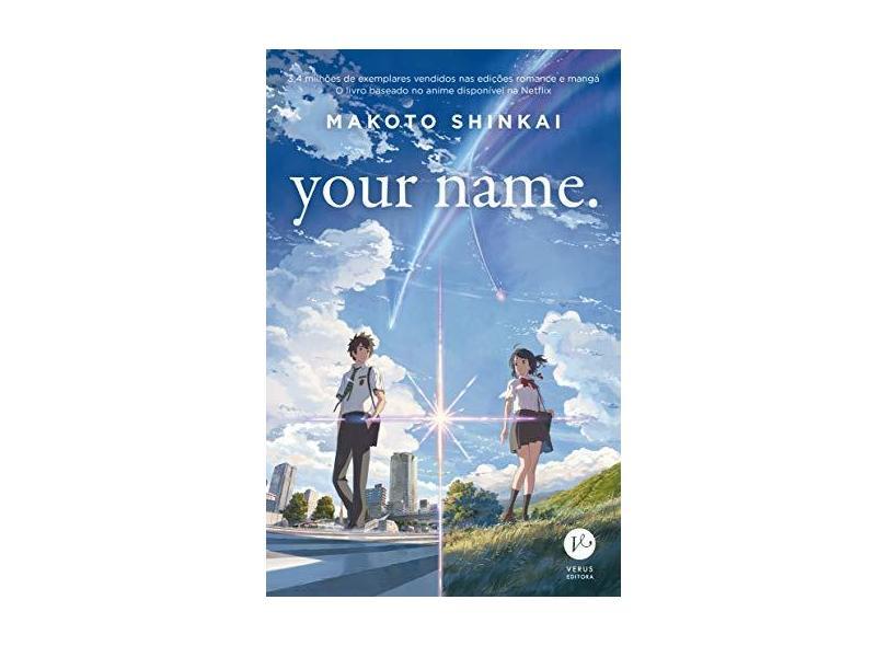 Your name - Makoto Shinkai - 9788576867227