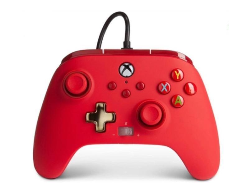 Controle Xbox Series Red - Power A