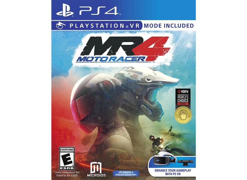 Jogo Moto Racer 4 PS4 Microids