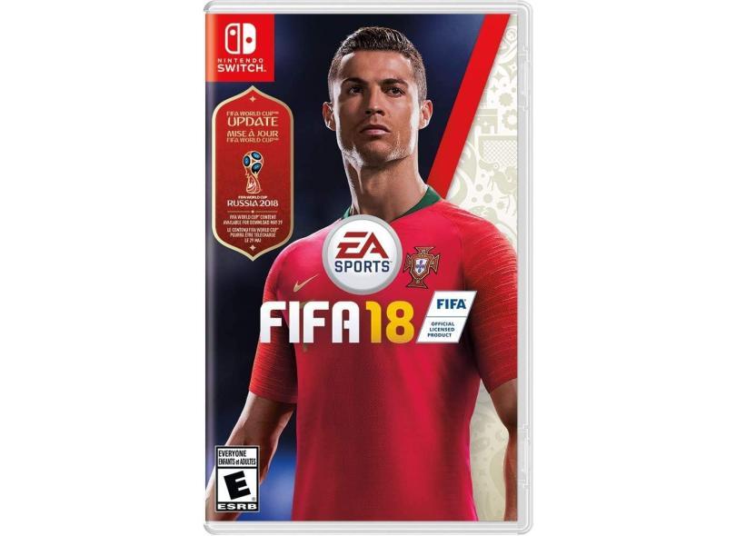 Jogo Fifa 18 EA Nintendo Switch