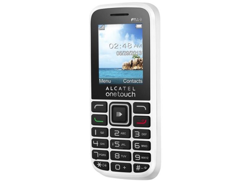 Celular Alcatel OT-1041 2 Chips