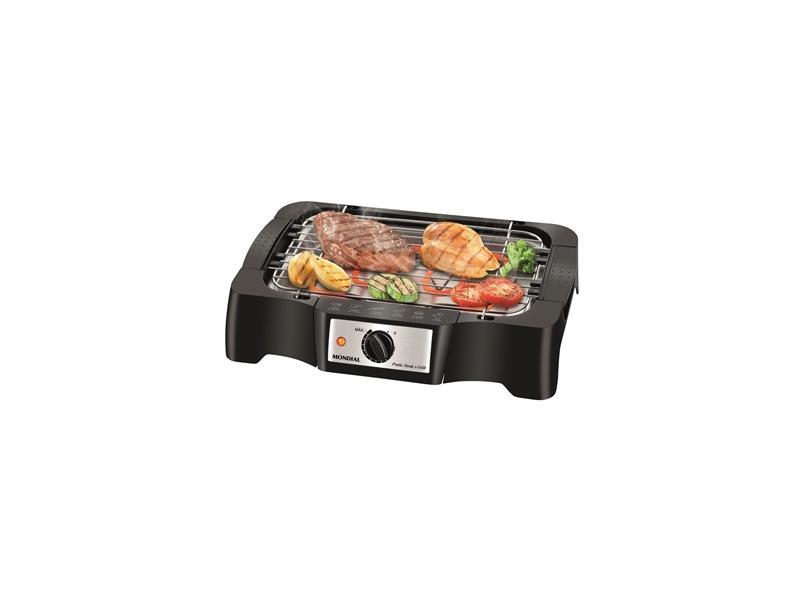 Churrasqueira Elétrica Mondial Steak e Grill CH-07