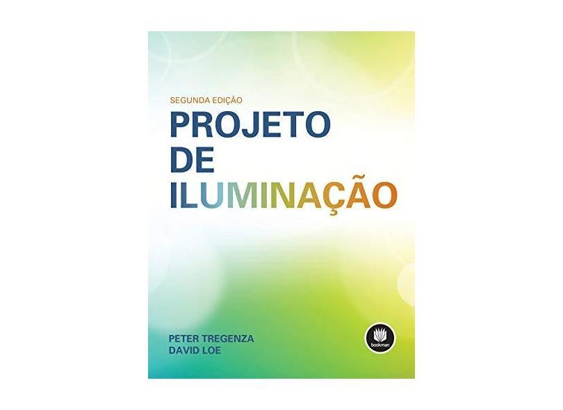 Projeto de Iluminação - Capa Comum - 9788582603345