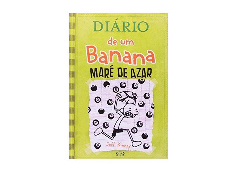 Diário de Um Banana - Maré de Azar - Kinney, Jeff - 9788576836902