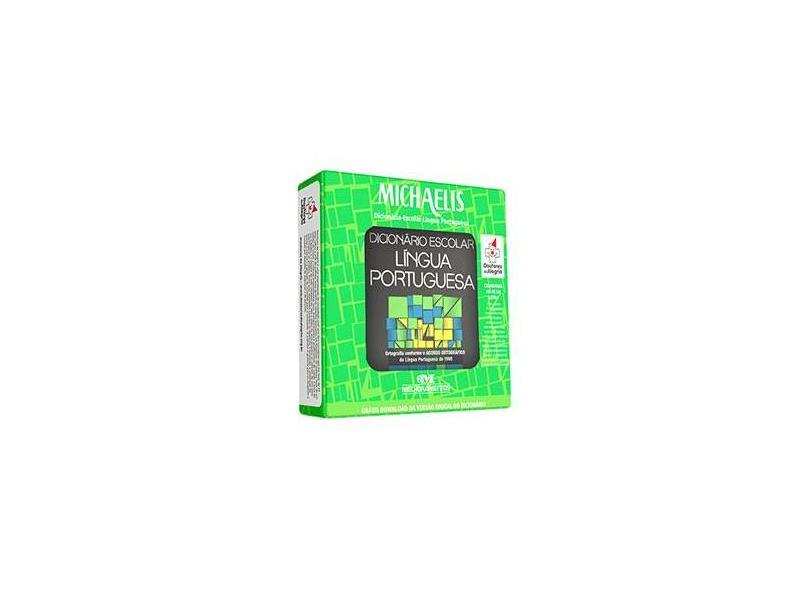 Michaelis - Dicionário Escolar - Língua Portuguesa - Doutores da Alegria - Melhoramentos - 7898620550189