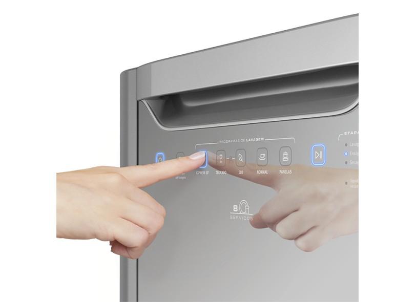 Lava-louças 8 Serviços Electrolux LE08S
