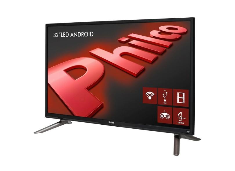 "Smart TV TV LED 32 "" Philco PH32C10DSGWA"
