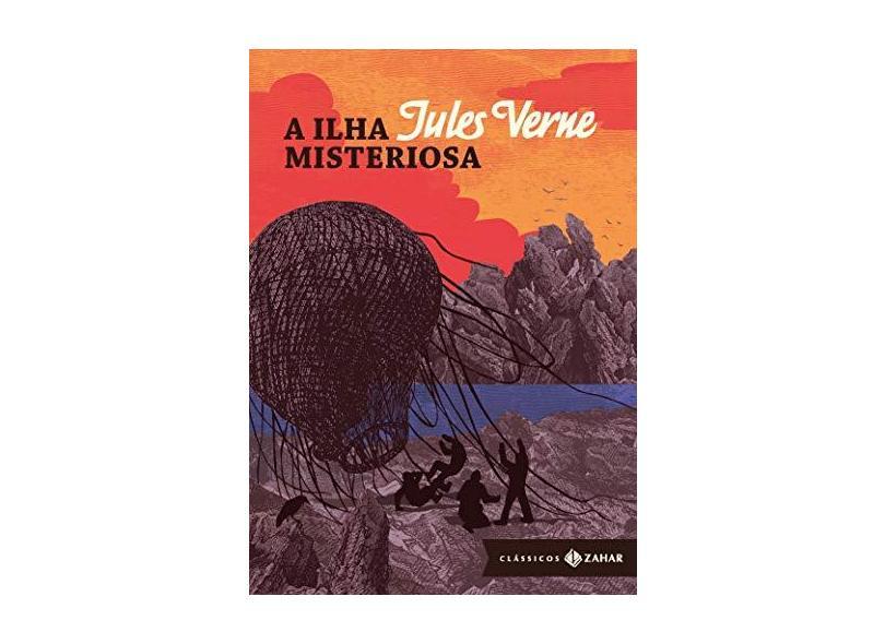A Ilha Misteriosa - Jules Verne - 9788537816738