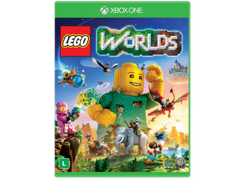 Jogo Lego Worlds Xbox One Warner Bros