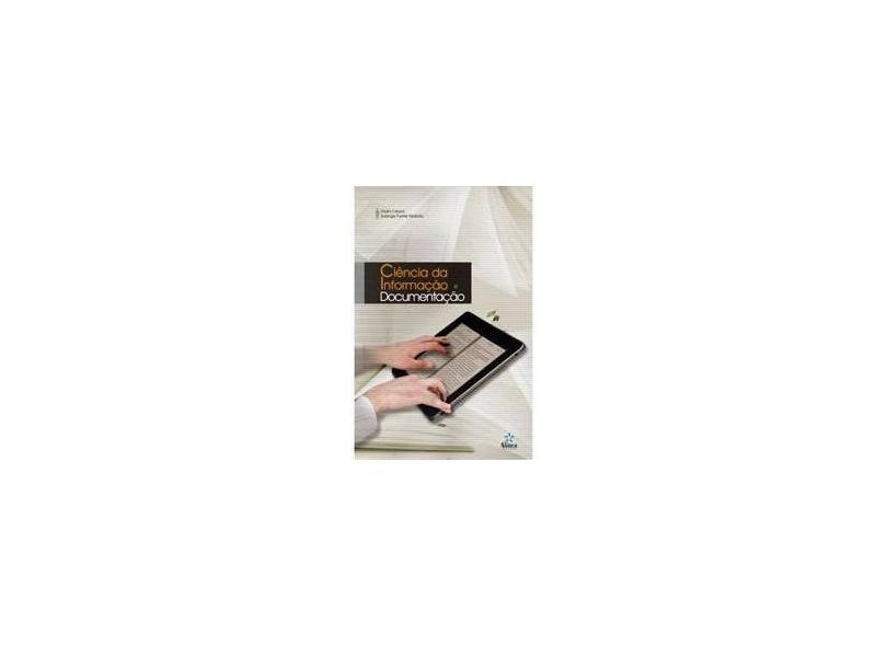 Ciência da Informação e Documentação - Giulia Crippa, Solange Puntel Mostafa. - 9788575164815