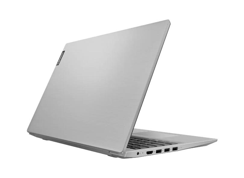"Notebook Lenovo IdeaPad S145 Intel Core i5 8265U 8ª Geração 8 GB de RAM 256.0 GB 15.6 "" GeForce MX110 Windows 10 81S9000RBR"