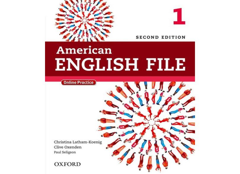 Am English File 1 Student's Book W Itutor 2Ed - Capa Comum - 9780194776158