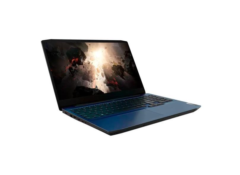 """Notebook Gamer Lenovo 3i Intel Core i5 10300H 10ª Geração 8.0 GB de RAM 256.0 GB 16.9 """" GeForce GTX 1650 Linux 82CGS00100"""