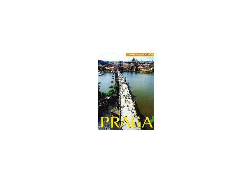 Guia de Viagem Praga - Jack - 9783829039932