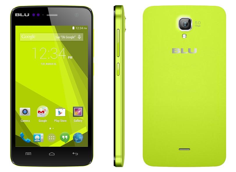 Smartphone Blu Studio C Mini D670 2 Chips 4GB Android 4.4 (Kit Kat) 3G Wi-Fi