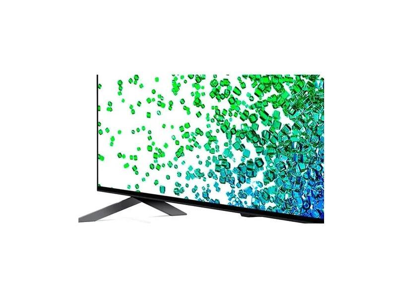 """Smart TV TV Nano Cristal 75"""" LG ThinQ AI 4K HDR 75NANO80SPA 4 HDMI"""