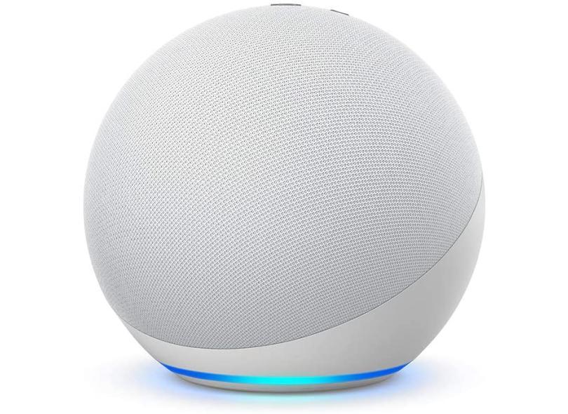 Smart Speaker Amazon Echo Dot 4 geração Alexa