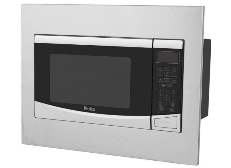 Micro-ondas de Embutir Philco 32 Litros PMB33IP Inox