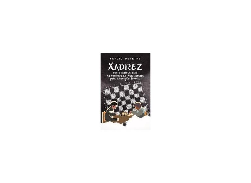 "Xadrez - ""demetre, Sergio"" - 9788536654300"
