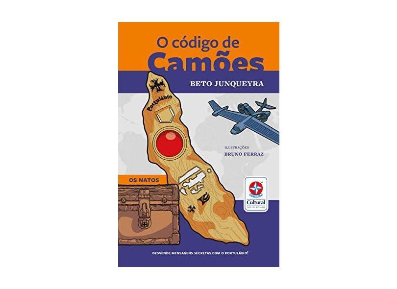 O Código De Camões - Junqueyra,beto - 9788545559368