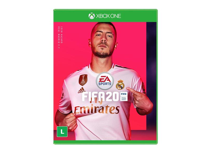 Jogo FIFA 2020 Xbox One EA