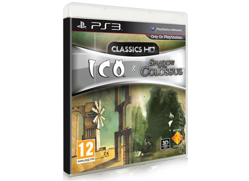 Jogo Ico & Shadow of the Colossus Sony PS3