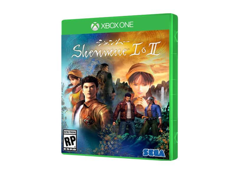 Jogo Shenmue 1 E 2 Xbox One Sega