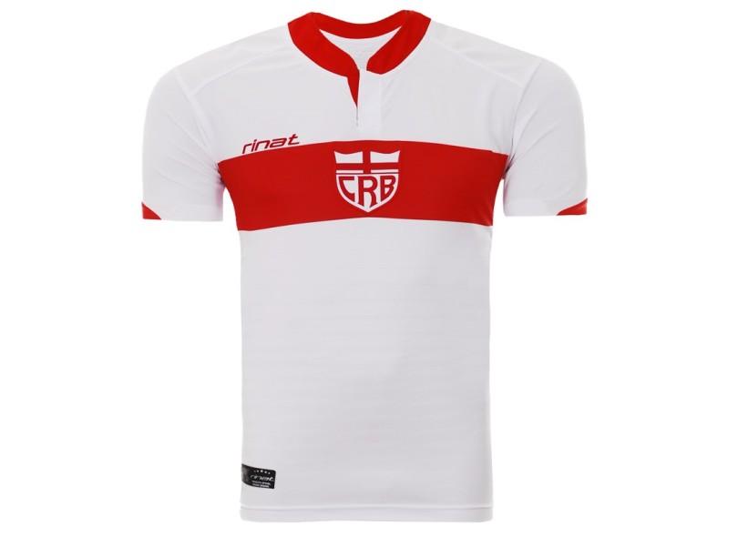 Camisa Torcedor CRB I 2016 com Número Rinat