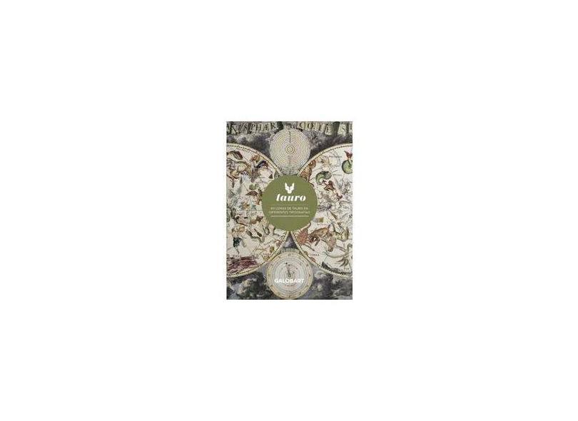 Tauro. 60 Lemas de Tauro en Diferentes Tipografías - Juan Antuñano - 9788494706806