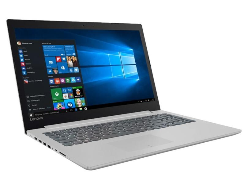 "Notebook Lenovo IdeaPad 330 Intel Core i5 8250U 8ª Geração 4GB de RAM HD 1 TB 15,6"" Windows 10 IdeaPad 330"