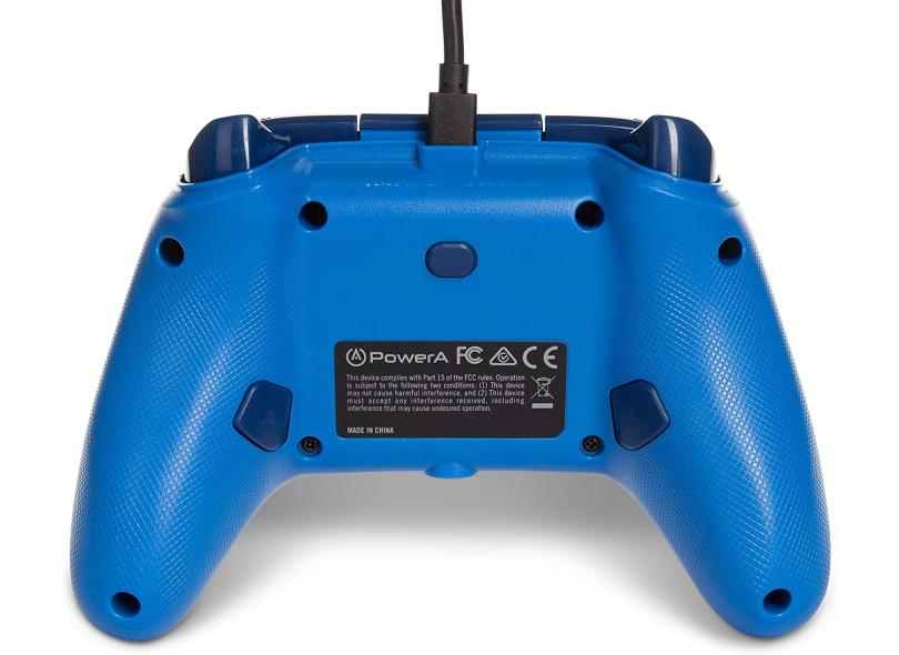 Controle Xbox Series Enhanced Wired - Power A