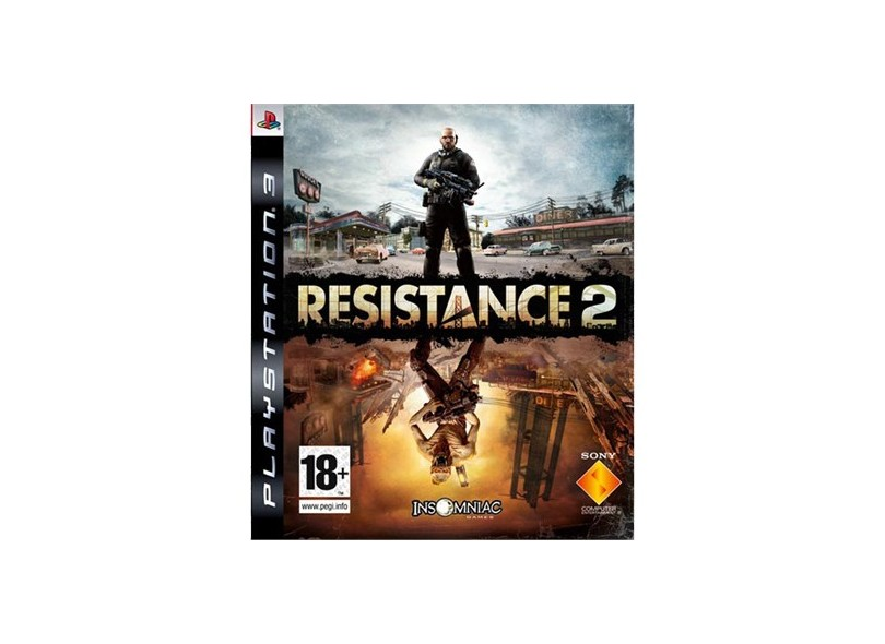 Jogo Resistance 2 Sony PS3