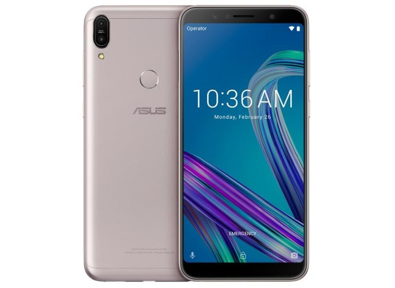 Smartphone Asus Zenfone Max Pro (M1) ZB602KL 32GB 13.0 MP 2 Chips Android 8.0 (Oreo) 3G 4G Wi-Fi