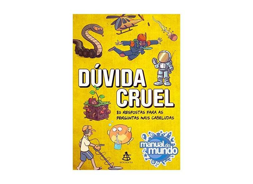 Dúvida cruel: 80 respostas para as perguntas mais cabeludas - Mariana Fulfaro - 9788543106618