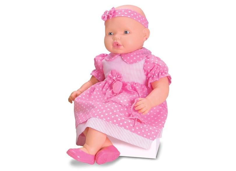 Boneca Mi Bambina Roma Brinquedos